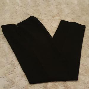 Talbots black pants sz 4